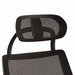 Alera® Headrest for Alera K8 Chair - Mesh - Black [ALEKEHR18-FS-NAT]