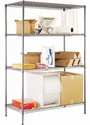 Alera Wire Shelving