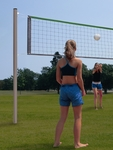 Aluminum Recreational Volleyball System [SVB2000A-BIS]