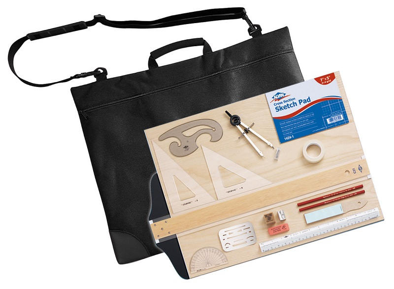 Alvin Piece Architectural Drawing Kit By Alvin