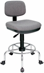 American-Style Height Adjustable Draftsman's Chair [DC778-34-FS-ALV]
