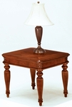 Antigua End Table - West Indies Cherry [7480-10-FS-DMI]