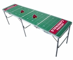 Arizona Cardinals 2'x8' Tailgate Table [TPN-D-100-FS-TT]