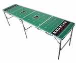 Atlanta Falcons 2'x8' Tailgate Table [TPN-D-101-FS-TT]