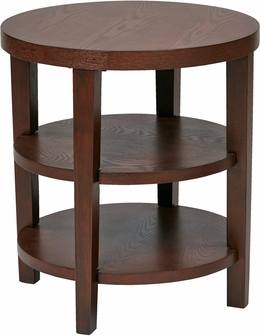 ... Wood Legs Mahogany Tables To Round End Tables