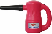 B-53 Airrow Pro Multipurpose Pet Dryer with 9 Nozzle Adapters and 3/4 HP - Pink