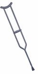 Steel Heigh Adjustable Bariatric Crutches - 1000 lb Capacity [8130-A-FS-CARE]