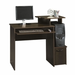 Beginnings 39.625''W Computer Desk - Cinnamon Cherry [408726-FS-SRTA]