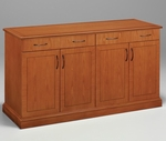 Belmont Buffet - Executive Cherry [7130-25B-FS-DMI]