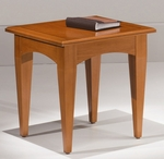 Belmont End Table - Executive Cherry [7130-10-FS-DMI]