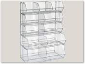 Bin and Basket Shelving