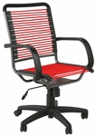 Bungie High Back Office Chair in Red [02557-FS-ERS]