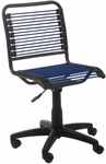 Bungie Low Back Office Chair in Blue [02542-FS-ERS]