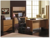 Bush Furniture - Northfield Wooden Office Furniture Collection