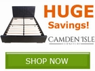 Camden Isle Bedroom Furniture Sale!! Save by