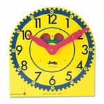 Carson-Dellosa Publishing Judy Clock - Original - Multiple Colors [CDP0768223199-FS-SP]