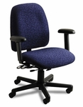Centris Large Back Desk Height Chair - 2 Way Control [CELD2-FS-CRA]