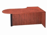 Cherry Bullet Table Shell with Corner Extension [ML133-CHERRY-FS-MAR]