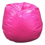 Child Size Magenta Bean Bag Chair [ST-10-MAGENTA-FS-BBB]