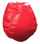 Child Size Red Bean Bag Chair [ST-10-RED-FS-BBB]