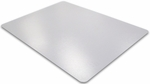 48''W x 53''L Cleartex Unomat Anti-Slip Chairmat for Hard Floors and Very Low Pile Carpets [1213420ERA-FS-FTX]