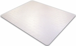 48''W x 79''L Cleartex Ultimat Office Mat for Low and Medium Pile Carpets [1120023ER-FS-FTX]