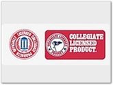 Collegiate Logo Portable Seats