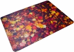 36''W x 48''L Colortex Mat In Autumn Leaves Design for Hard Floors and Low Pile Carpets [229220ECAL-FS-FTX]