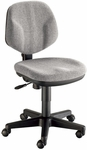 Comfort Classic Deluxe Height Adjustable Task Chair - Gray [CH290-60-FS-ALV]