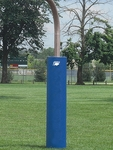 Competition 5'' Thick Football Goal Post Pads [FBCPP-BIS]