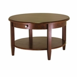 Concord Round Coffee Table [94231-FS-WWT]