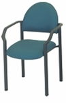 Lakeport 23.38'' W x 20'' D x 18.5'' H Guest Stack Chair [E-18520-EOF]