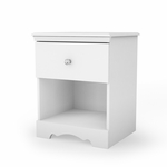 Crystal Collection Night Stand [3550062-FS-SS]
