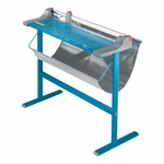 DAHLE Premium Large-Format Rolling Paper Trimmer with Stand, 36.25'' Cut Length [446S-FS-DHL]