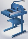 DAHLE Professional Stack Paper Cutter, 16.875'' Cut Length, 500 Sheet Capacity [846-FS-DHL]