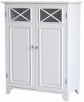 Dawson Floor Cabinet with 2 Doors [6841-FS-EHF]