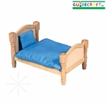 Doll Furniture Collection Doll Bed [G98110-FS-GUI]