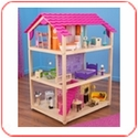Dollhouses and Doll Toys