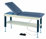 Electric Hi-Lo Treatment Table - 30''W X 72''L X 27 - 37''H [HAU-4707-FS-HAUS]