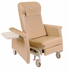 Elite Care Cliner With Swing Away Arms Nylon Casters [6940-FS-WIN]