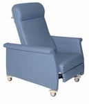 Elite Comfort Recliner - Nylon Casters [5900-FS-WIN]