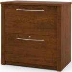 Embassy 30'' Lateral File with 2 Locking Drawers - Tuscany Brown [60630-3163-FS-BS]