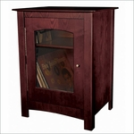 Entertainment Center Stand in Cherry [ST75-CH-FS-CRO]