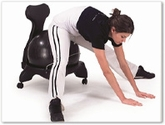 Exercise Balls and Chairs