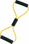 Extra Light Resistance Muscle Toner Loops in Yellow [AT1-FS-CHS]