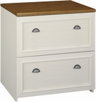 Fairview 2 Drawer Lateral File Cabinet - Maple [WC53281-03-FS-BHF]