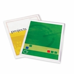 Fellowes Laminating Pouches -Letter -11 1/2'' x 9'' -50/PK -Glossy -CL [FEL52042-FS-SP]