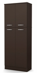 Fiesta Collection Storage Pantry Chocolate [7159971-FS-SS]