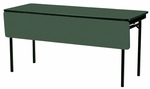 Customizable Fixed Height Seminar/Training Room Table - 24''W x 48''D x 30''H [SEM-2448-BKS]