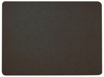 Frameless Designer Fabric Display Panel with Radius Corners - Black - 18''H x 24''W [RDF1824028-AA]